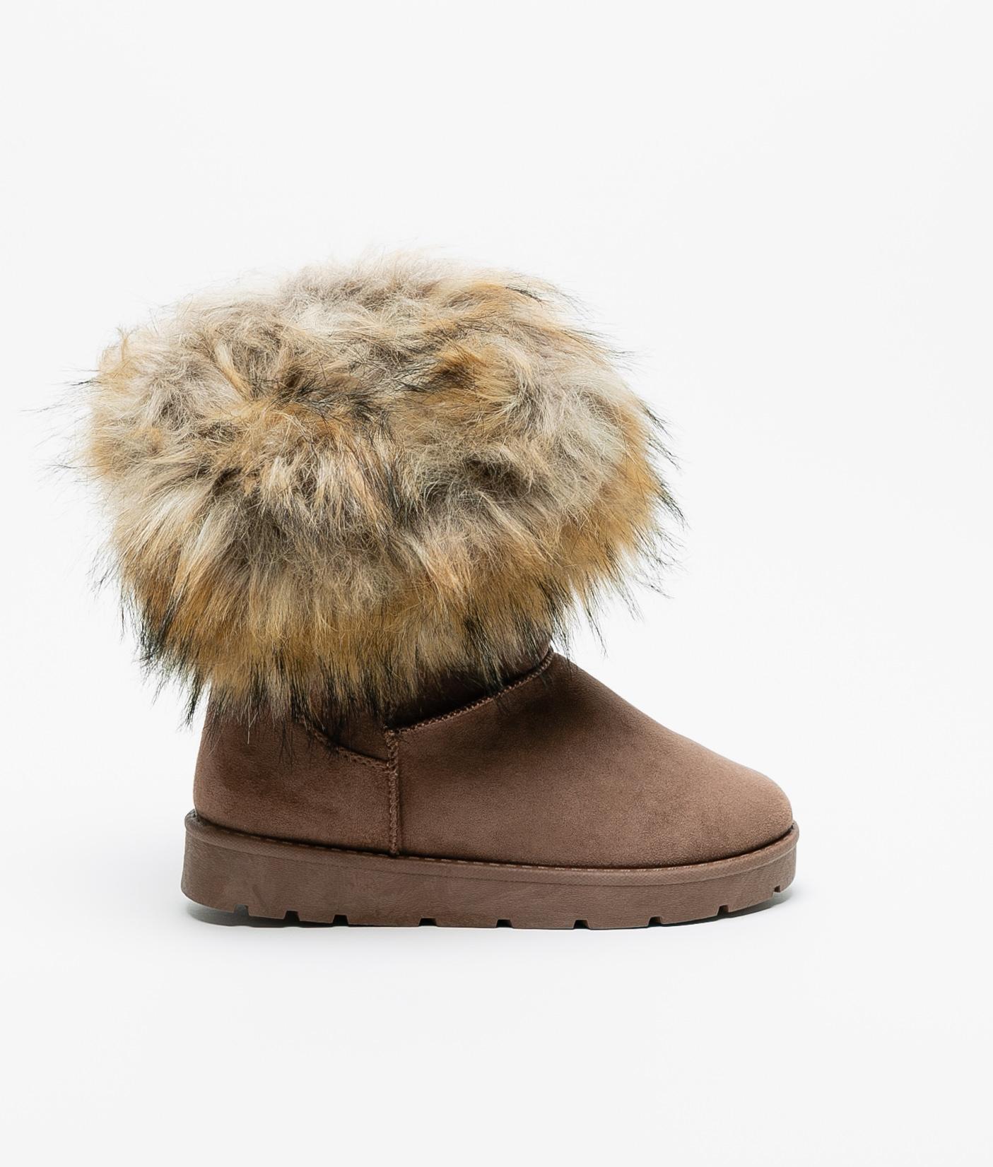 Low Boot Filomena - Beige