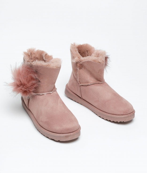 Low Boot Novik - Pink