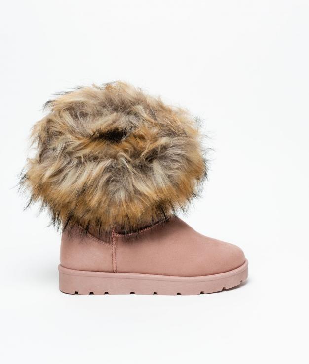 Low Boot Filomena - Pink