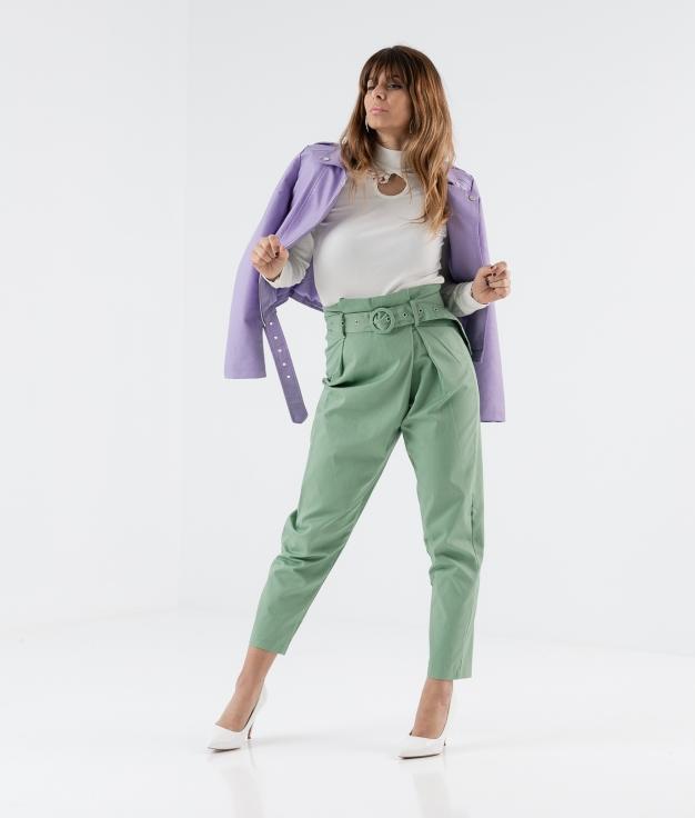 Pantalón Kenira - Verde