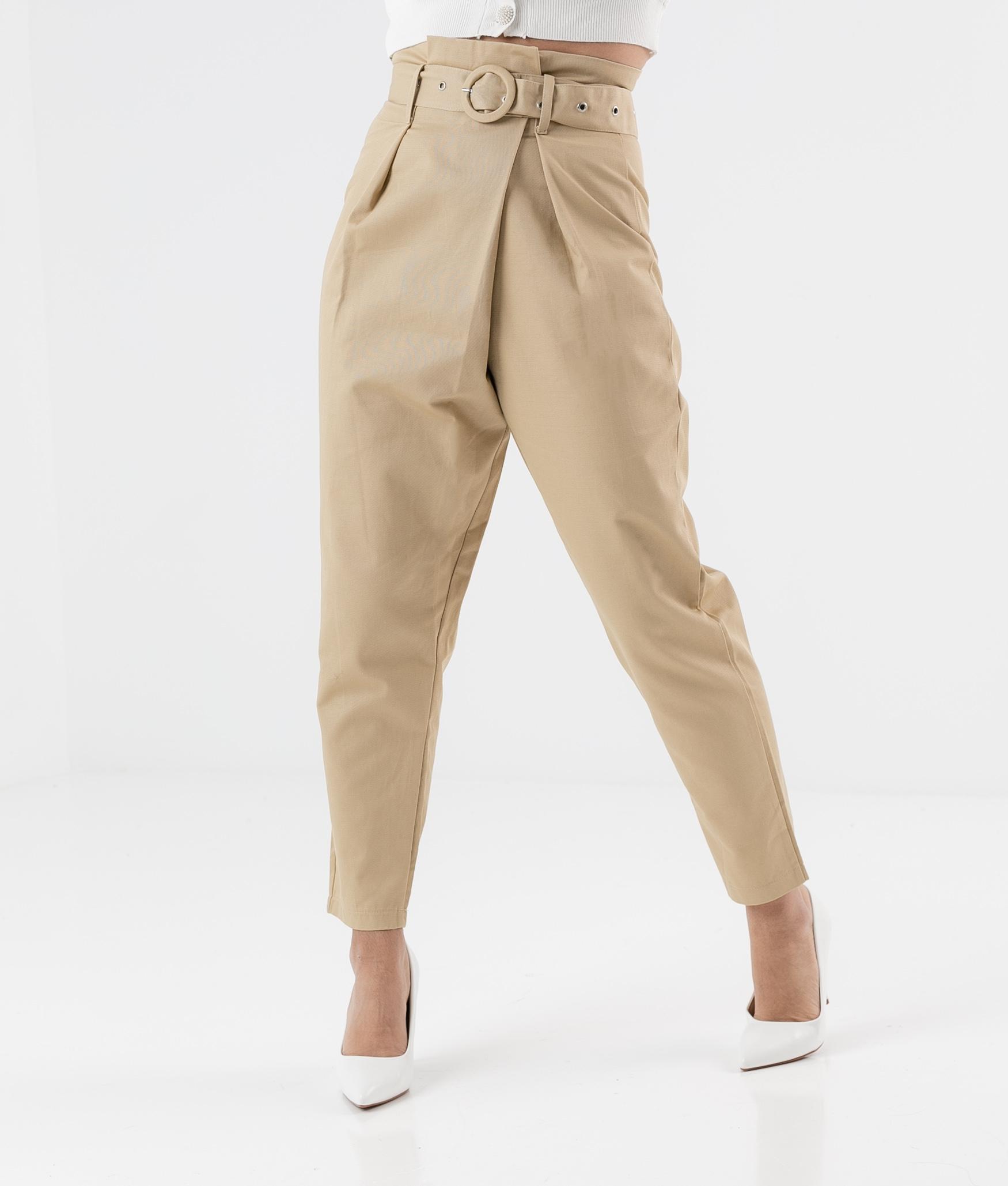 Pantalón Kenira - Beige
