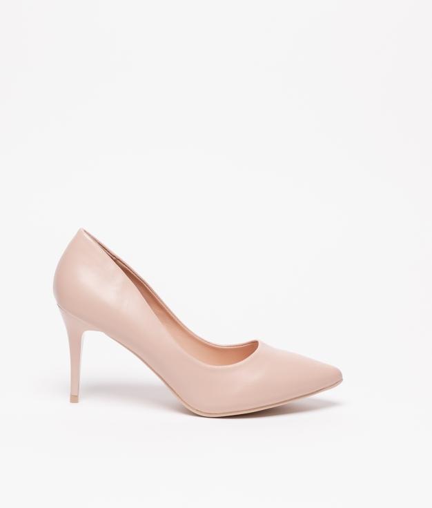 Zapato De Tacón Kiut - Rosa
