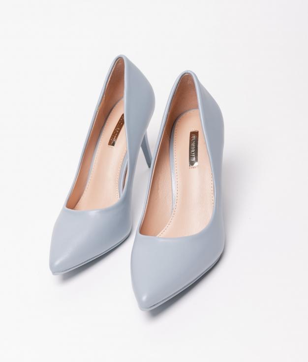 Zapato De Tacón Kiut - Azul