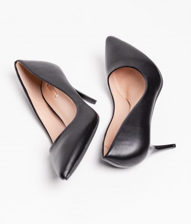 Heels Shoes Kiut - Black