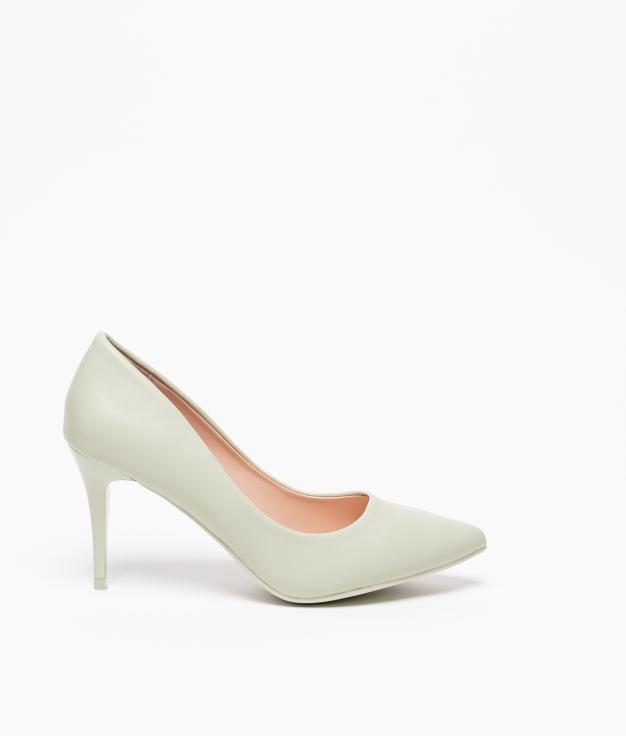 Zapato De Tacón Kiut - Verde