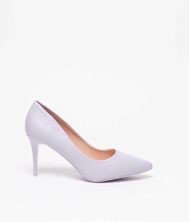 Zapato De Tacón Kiut - Lila
