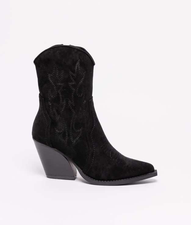 Boot Roti - Black