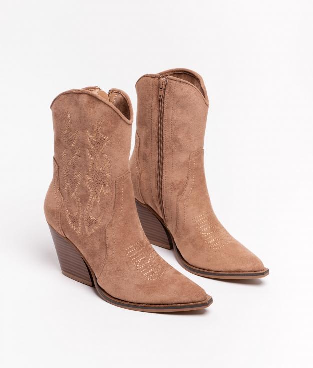 Boot Roti - Camel