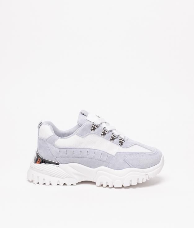 Sneakers CORFE - AZUL CLARO