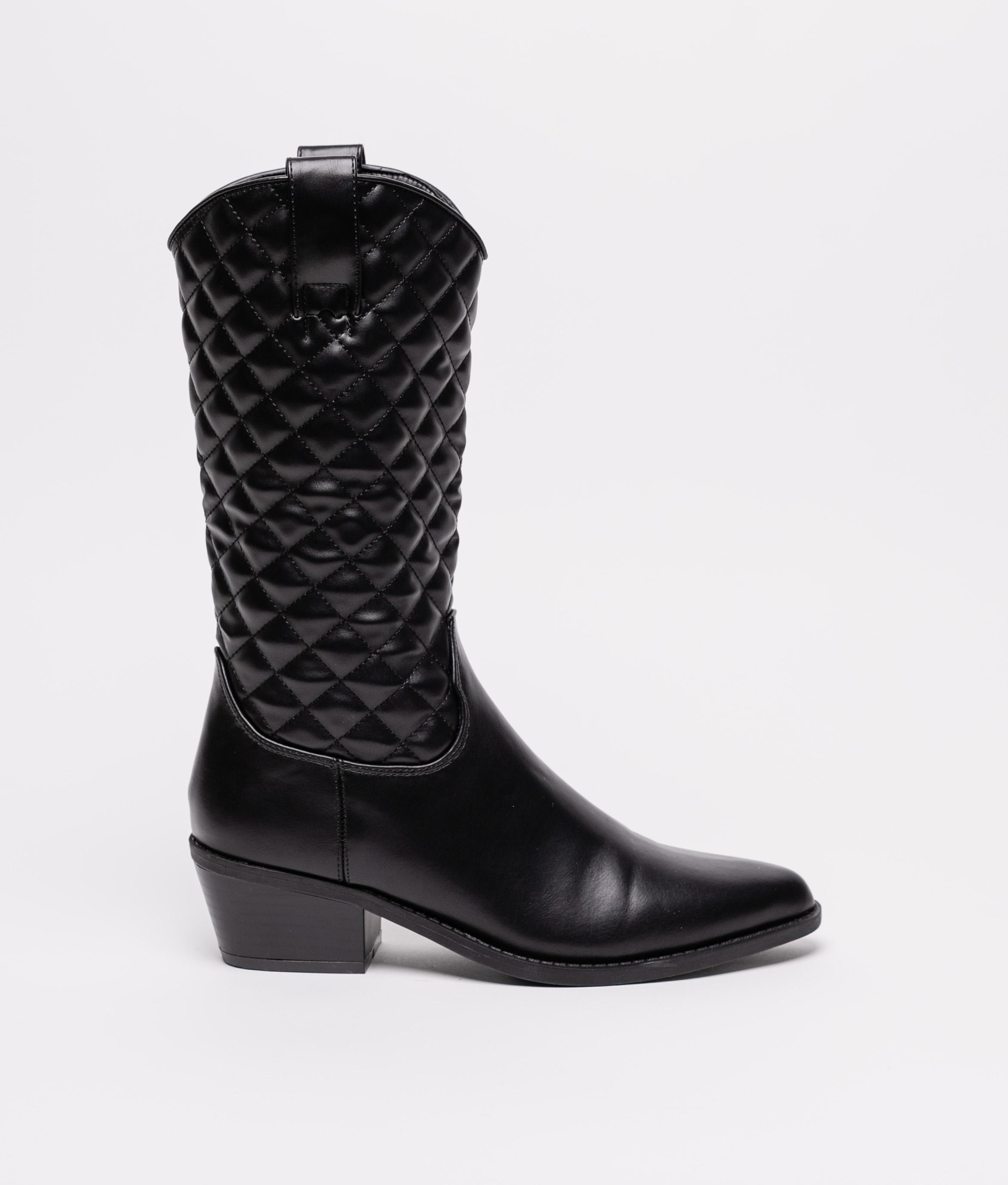 Boot Alta Mulin - Noir
