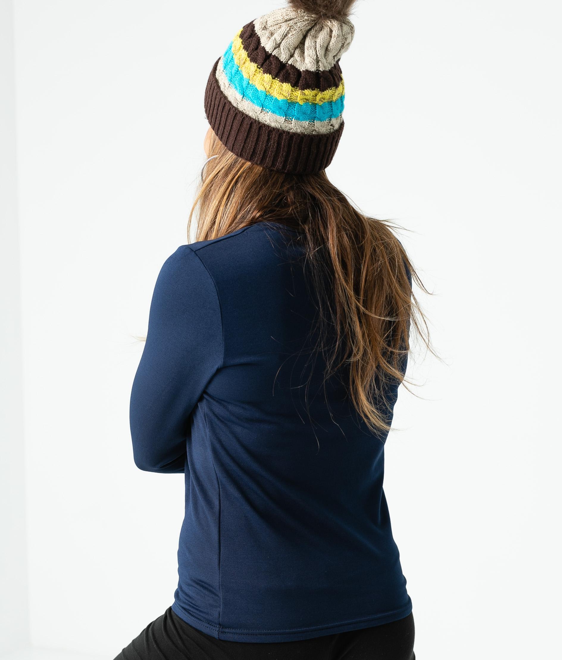 Camiseta GARDER - Azul Marino