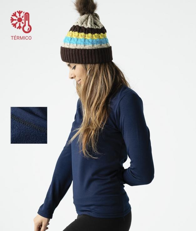 Camiseta GARDER -Azul Marino