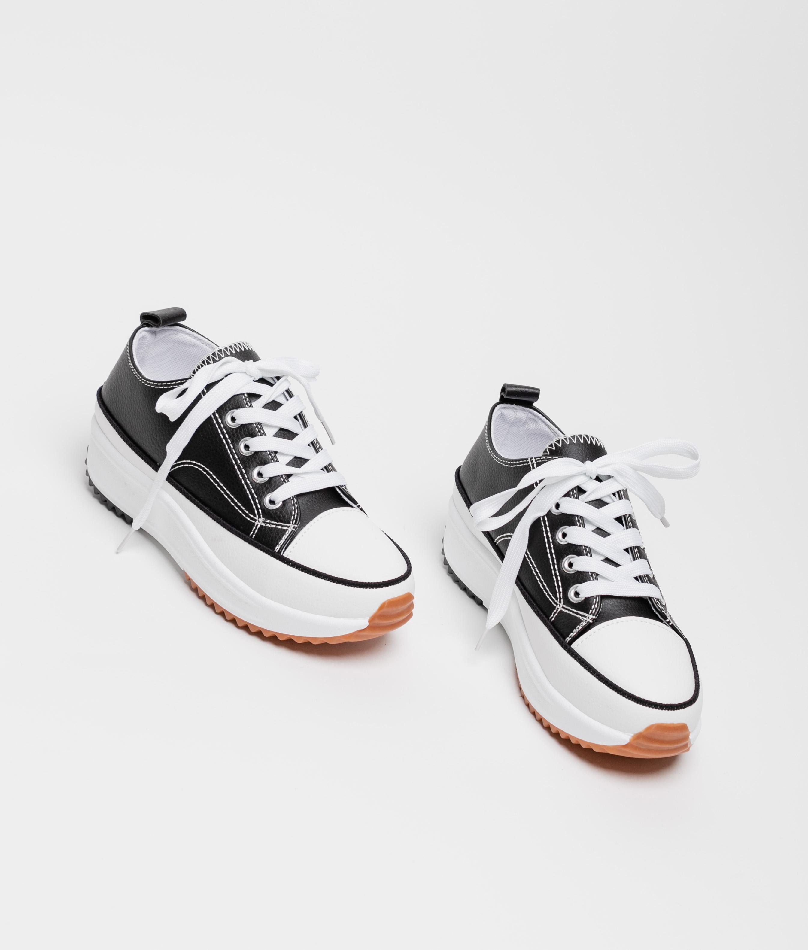 Sneakers Ferek - Preto