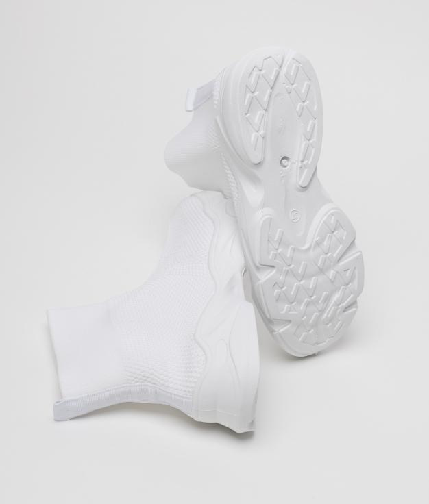 Sneakers Truti - White