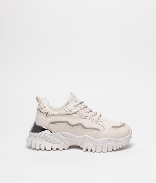 Sneakers Brea - Beige