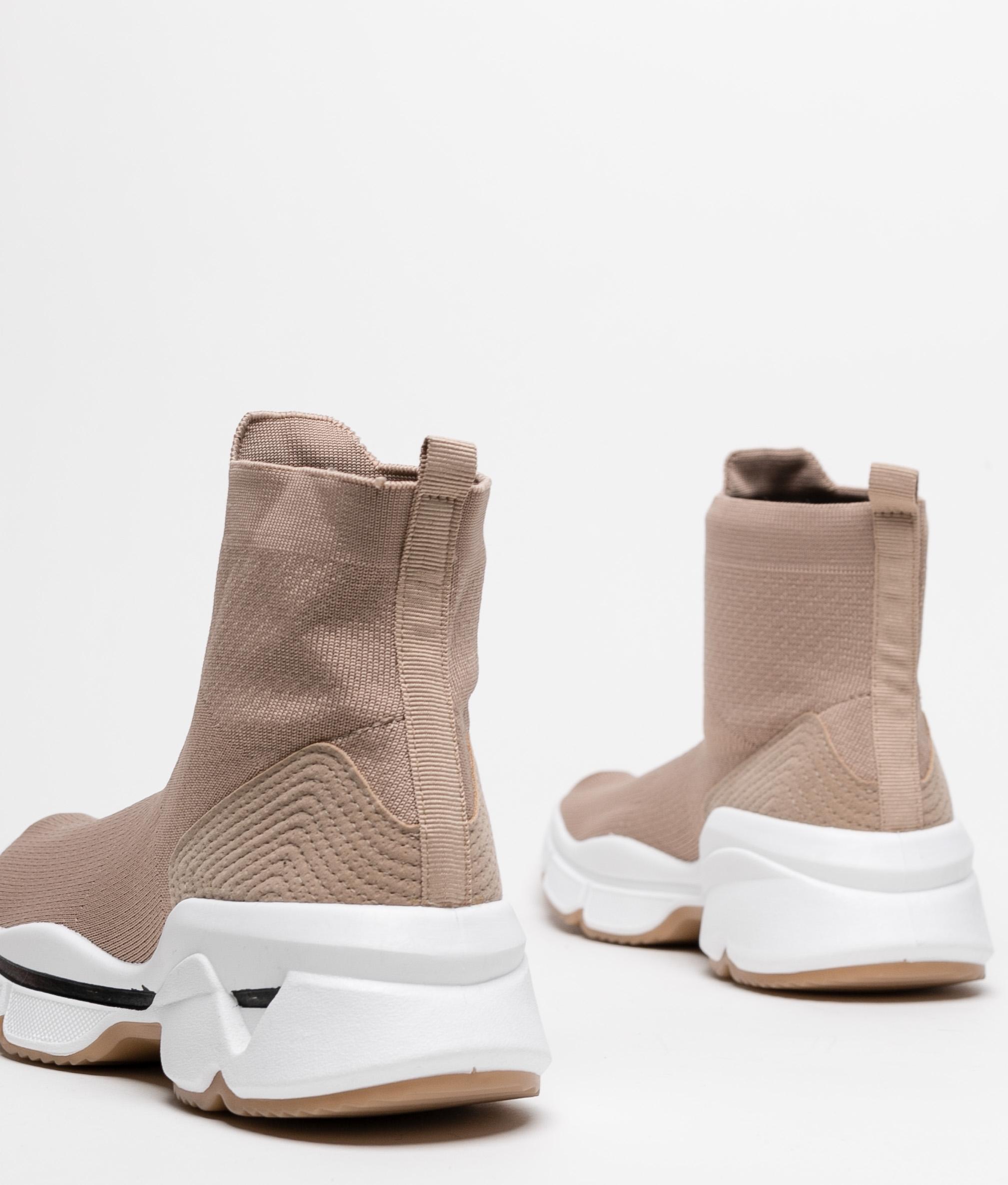 Sneakers Monek - Kaki