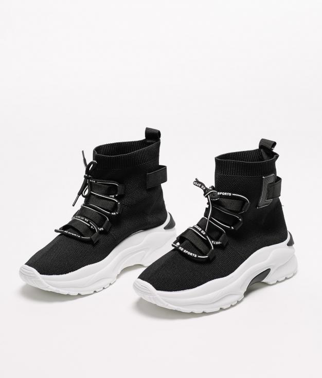 Sneakers Kepor - Black