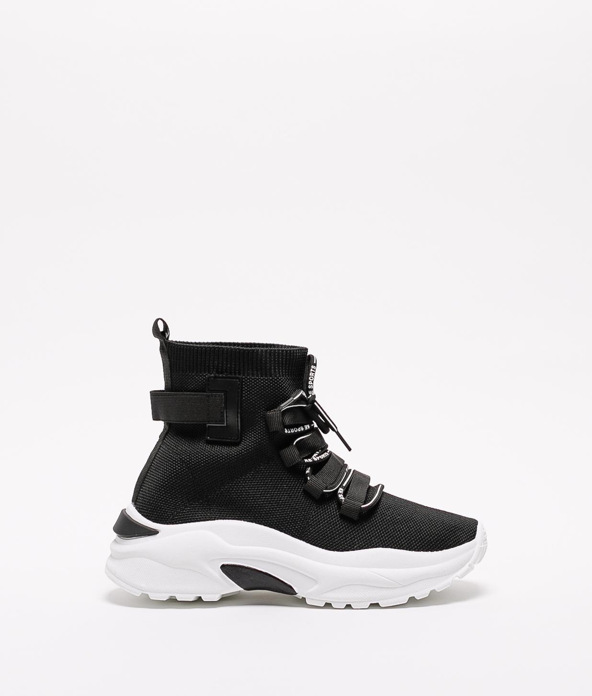 Sneakers Kepor - Nero