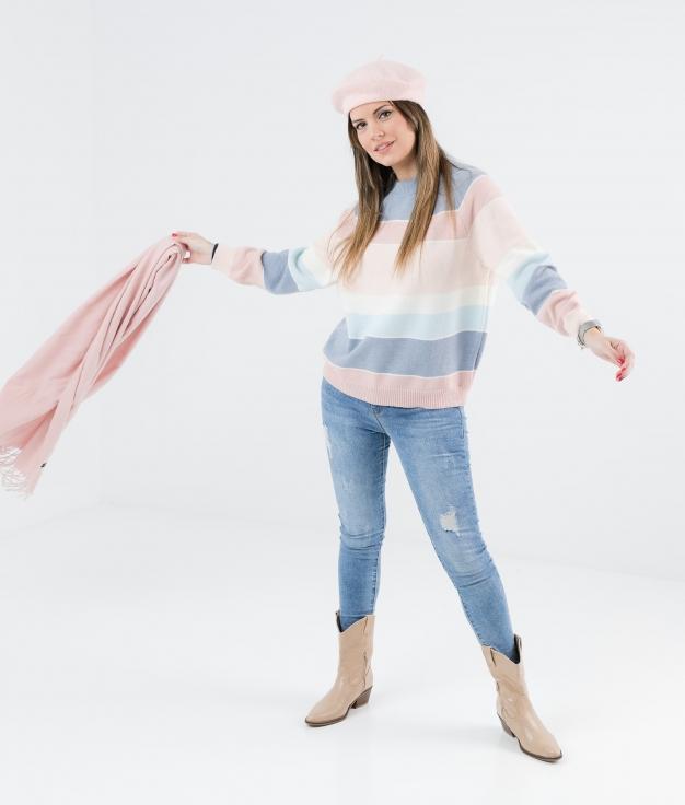 Sweater Kemena - Blue
