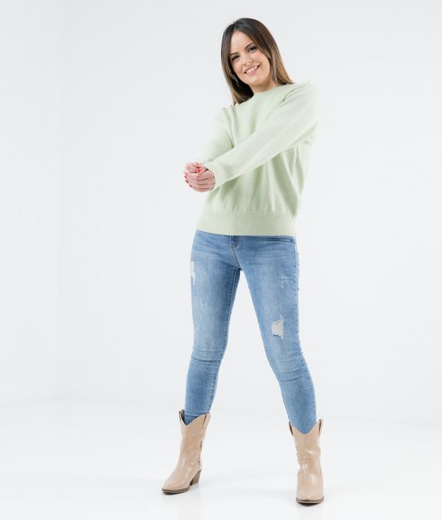 Sweater Lide - Green