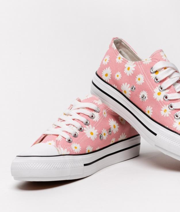 Sneakers Arita - Rosa