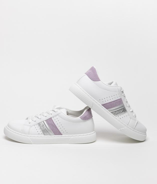Sneakers BAREY - LILA