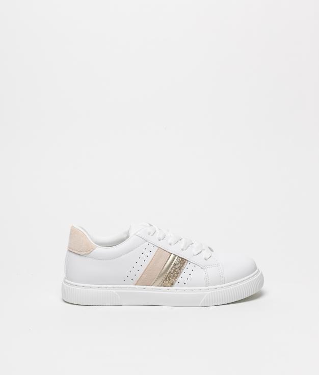 Sneakers BAREY - BEIGE