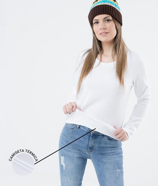 Camiseta GARDER - Branco