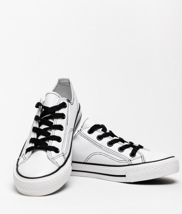 SNEAKERS NIAT - WHITE