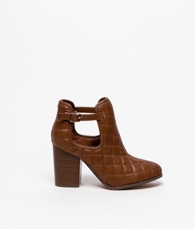 Low Boot Madeira - Camel