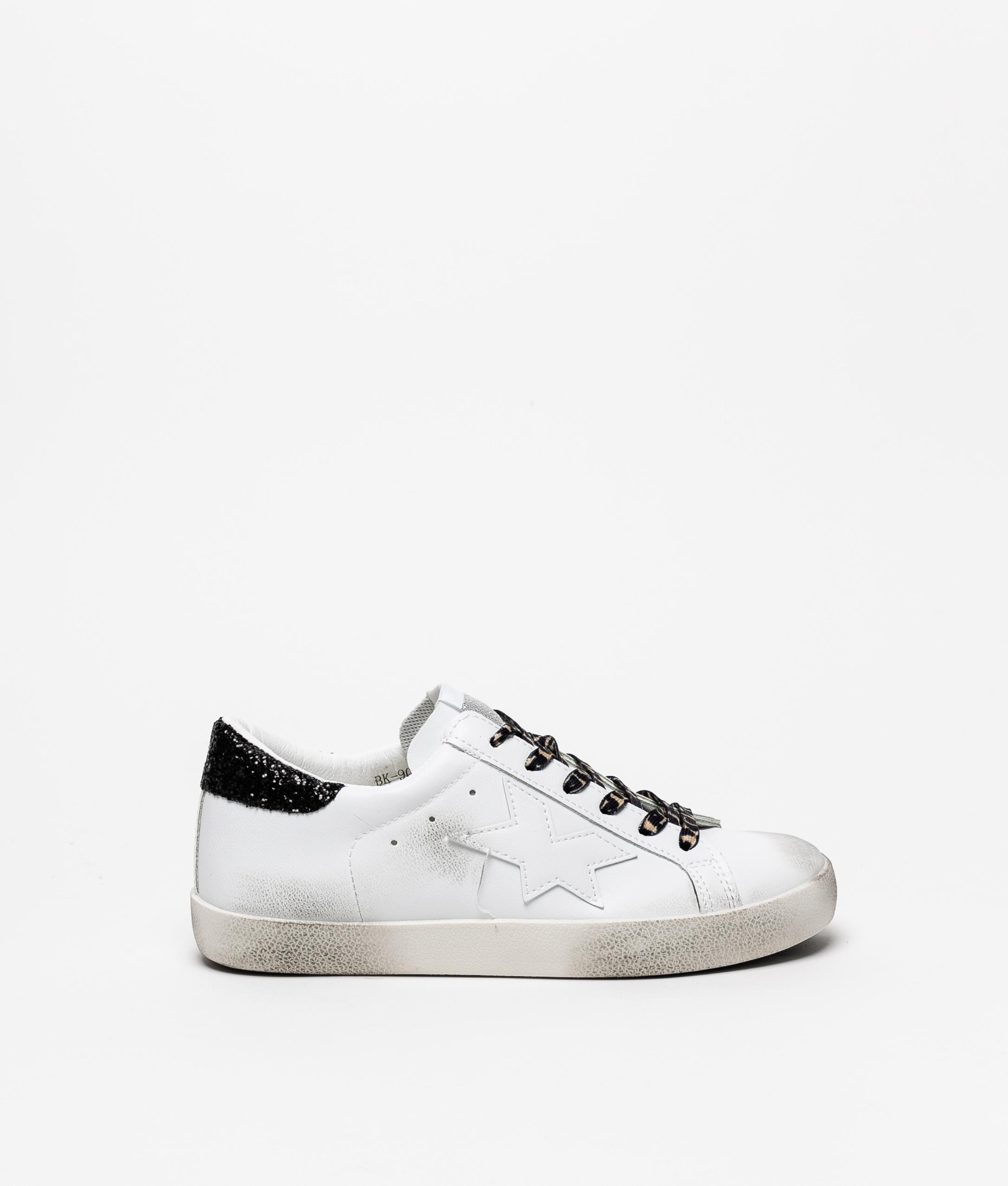 Sneakers Colir - White/Black