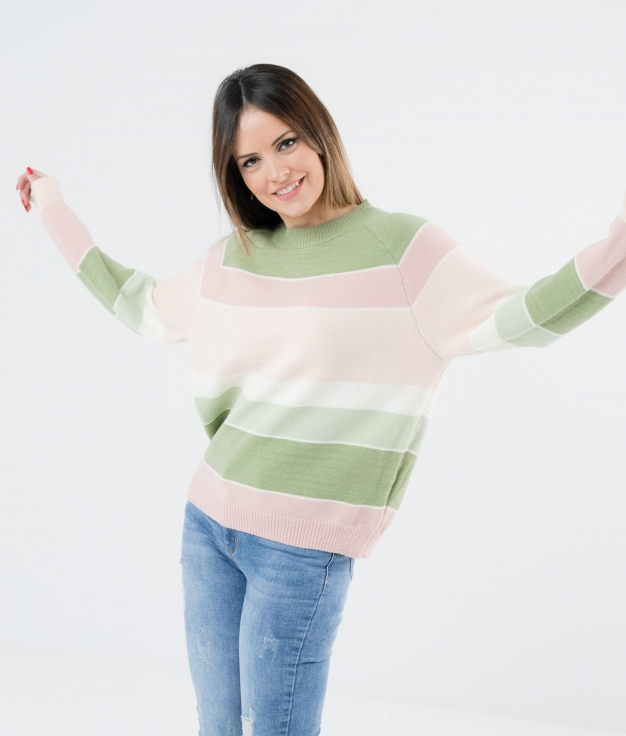Sweater Kemena - Verde