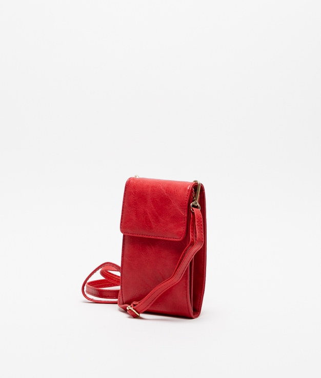 SIRE MOBILE HOLDER - RED
