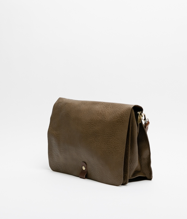 HUNT BAG - TAUPE