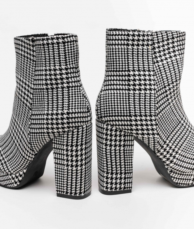 LOW BOOT GIA - GREY