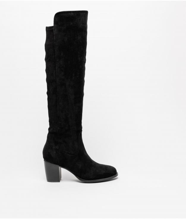 Knee-length Boot Grenta - Black