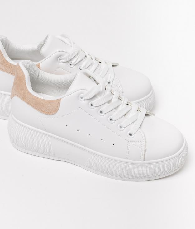 Sneakers Kalet - Beige