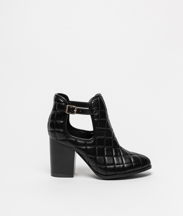 Low Boot Madeira - Black