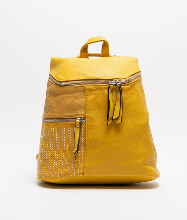 LUNG BACKPACK - MUSTARD