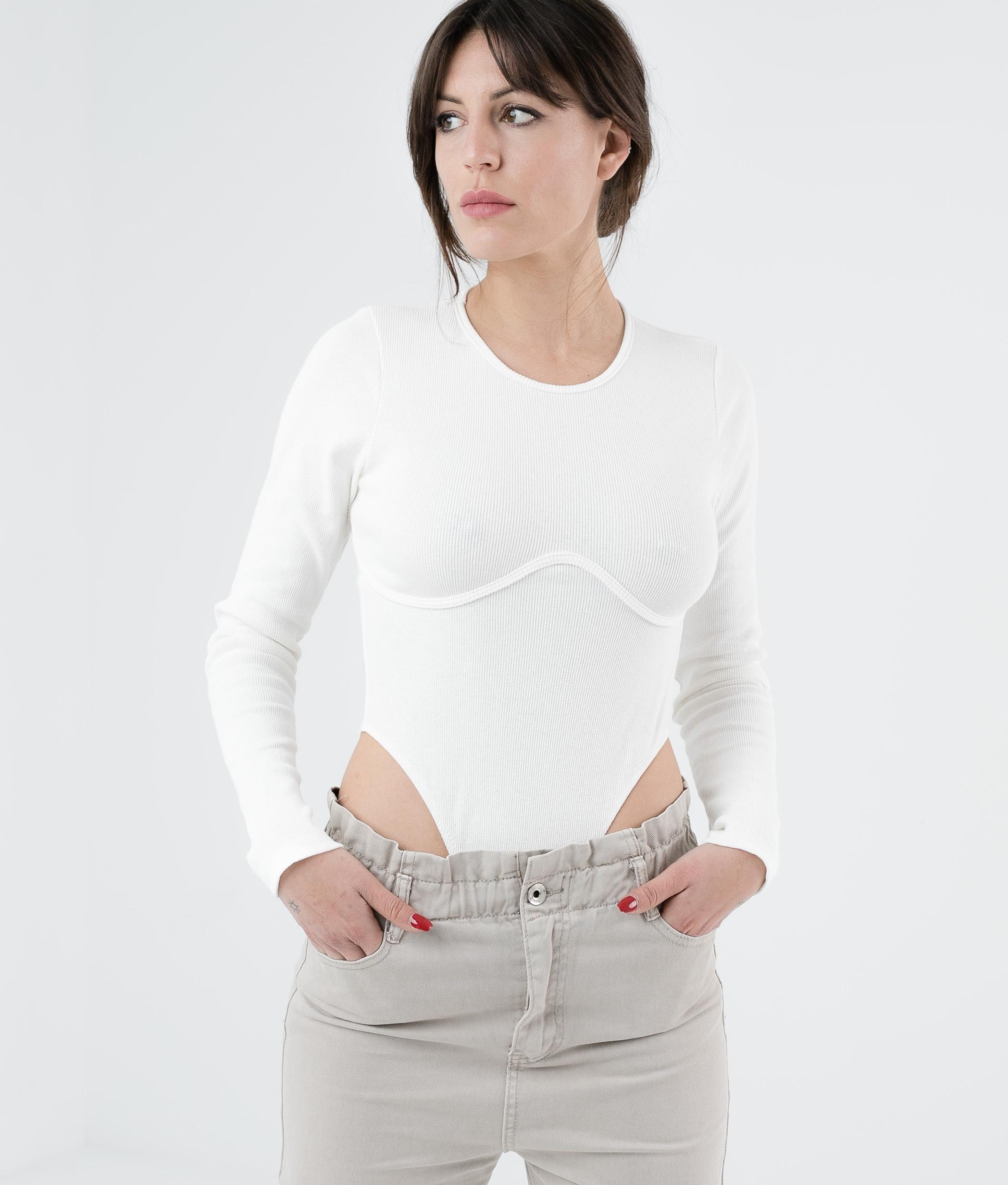 BODY BUNTI - WHITE
