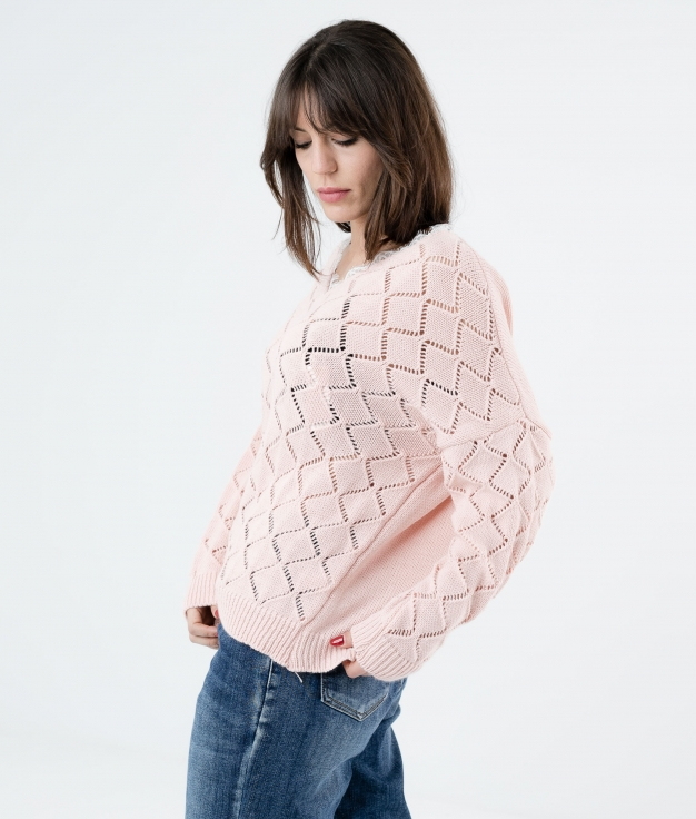 SWEATER ALODI - PINK