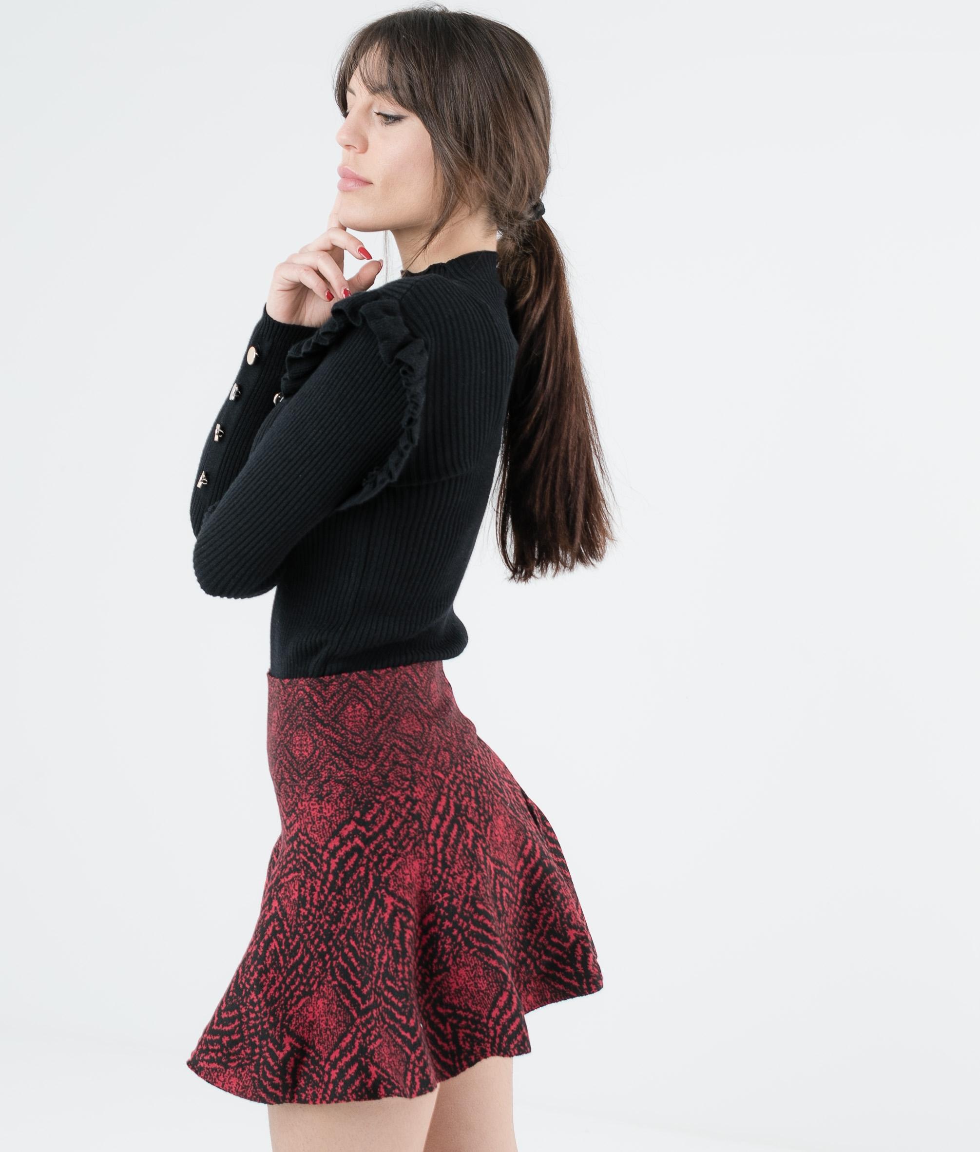 SAIA LEVANA - VERMELHO