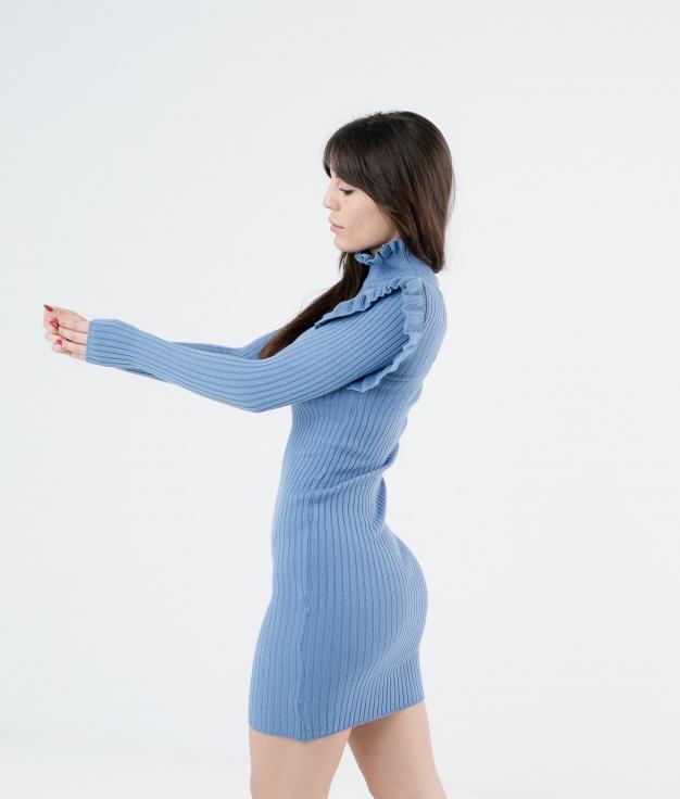 DRESS GUERNIA - BLUE