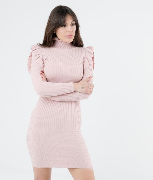 ROBE GUERNIA - ROSE
