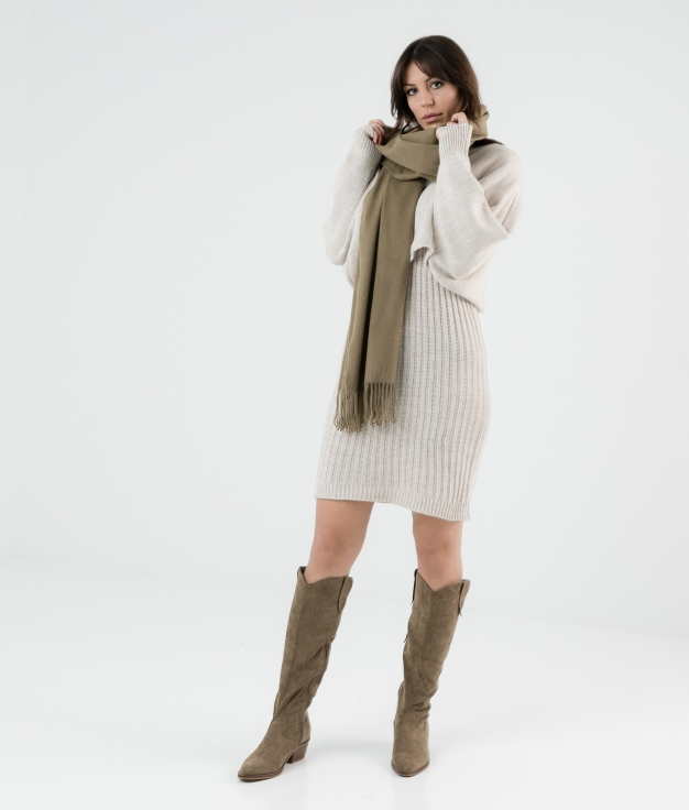 OUTFIT VANIA - BEIGE