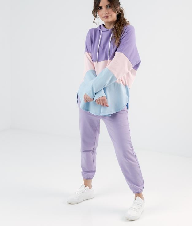 Sweatshirt Dromi - Purple