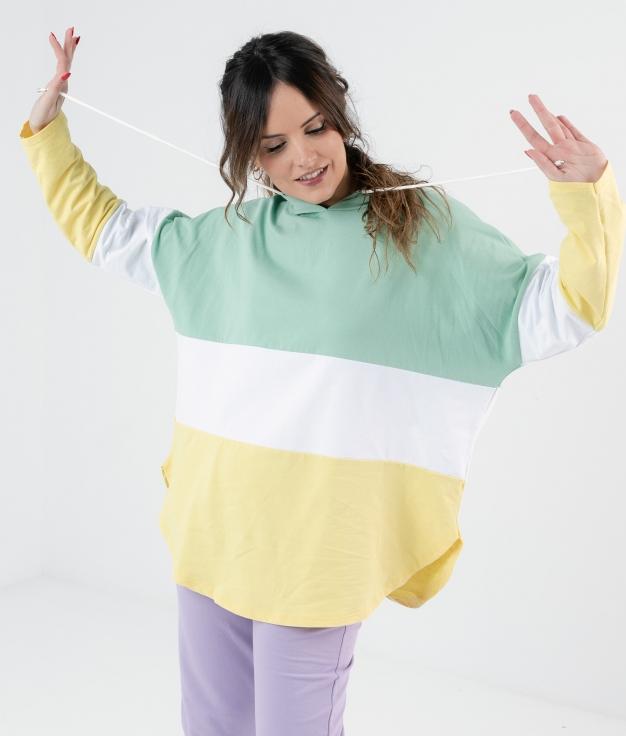 Sweatshirt Dromi - Green