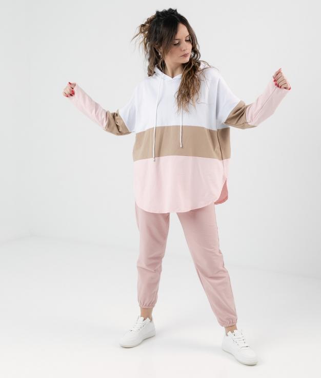 Sweatshirt Dromi - White