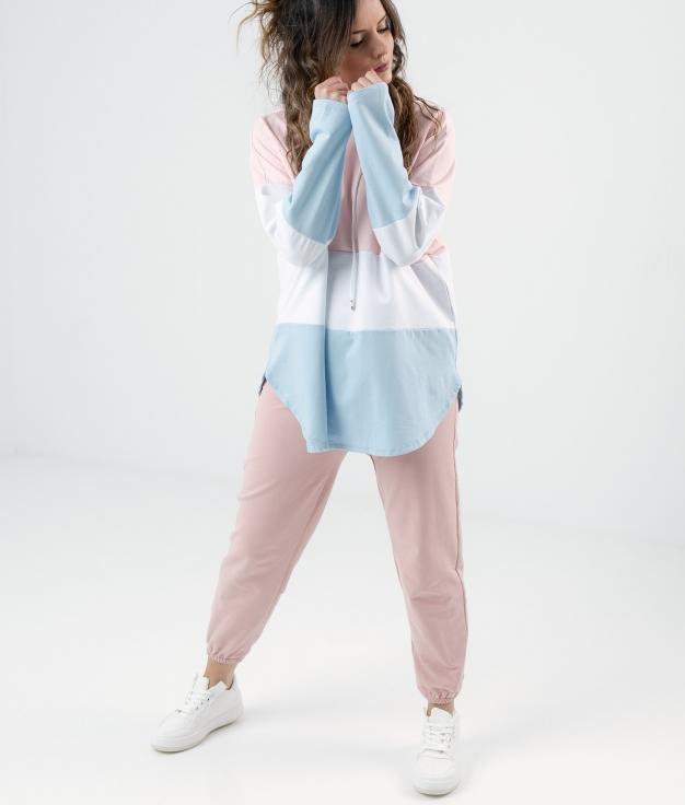 Sweatshirt Dromi - Pink