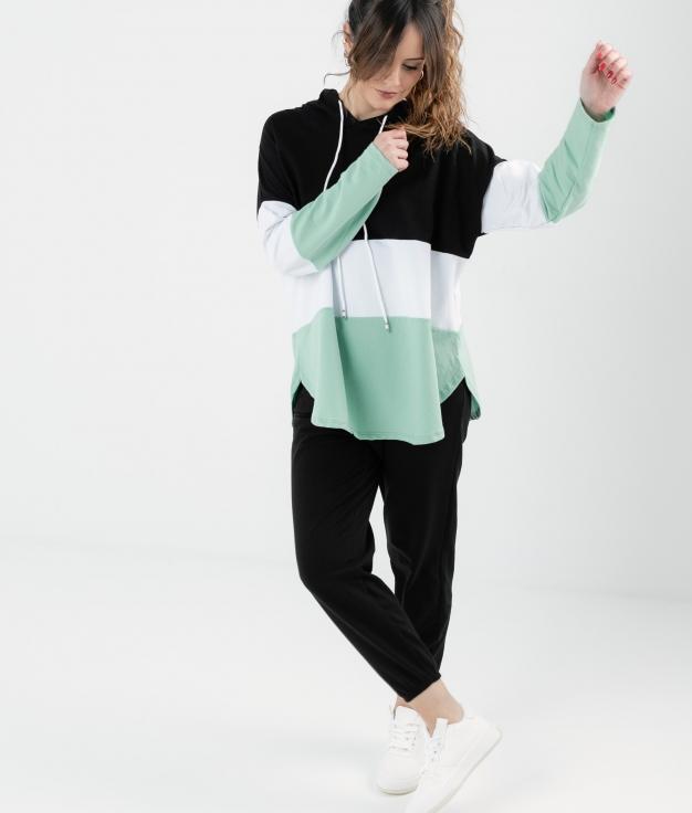 Suéter Dromi - Preto